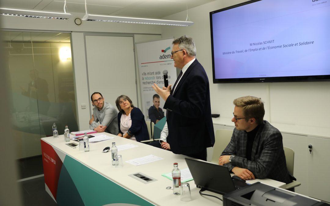 Remerciement aux entreprises participantes au projet Connections