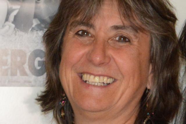 Laura Zuccoli, présidente de l'ASTI
