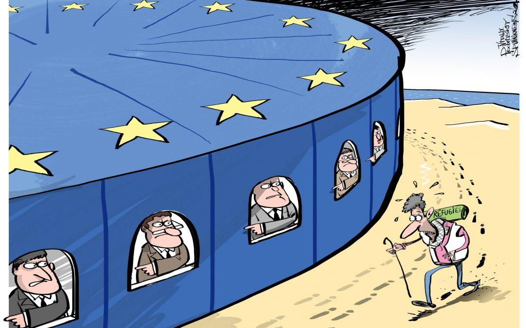 Un accord sur les migrations sans véritable solution: la société civile se mobilise pour une Europe accueillante