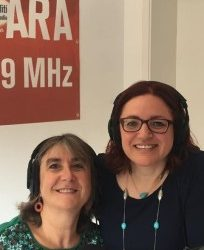 Voices su Radio Ara – Laura Zuccoli, presidente Asti