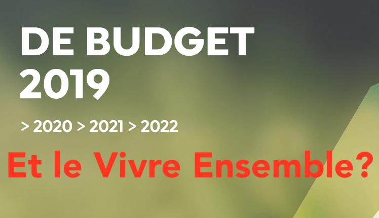 Budget de l'État 2019 : du bon, du trouble et du manquant