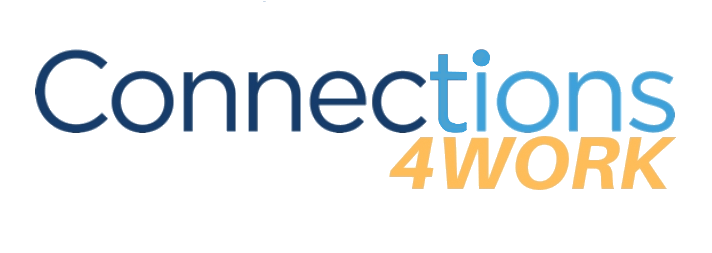 Connections4Work logo