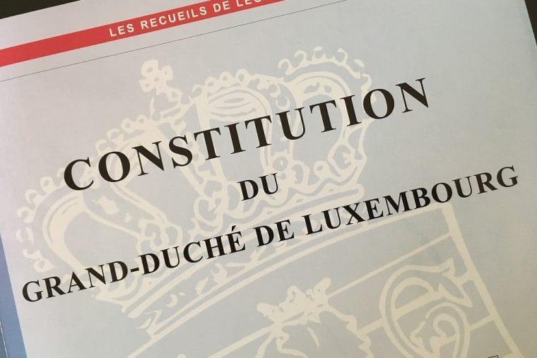 Une nouvelle Constitution pour le Luxembourg : le contexte luxembourgeois est-il pris en considération ?