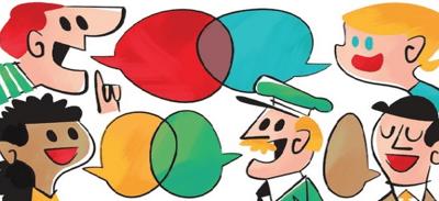 Devenez bénévoles dans des projets de pratique de la langue