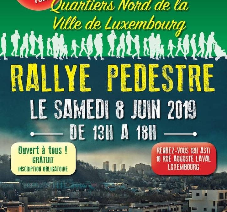 Rallye Pédestre