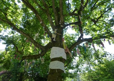 l'arbre des monstres