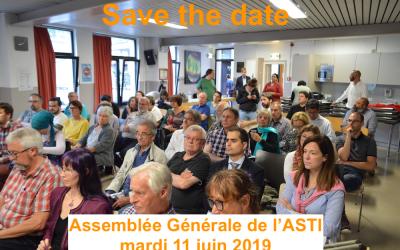 Assemblée Générale de l'ASTI