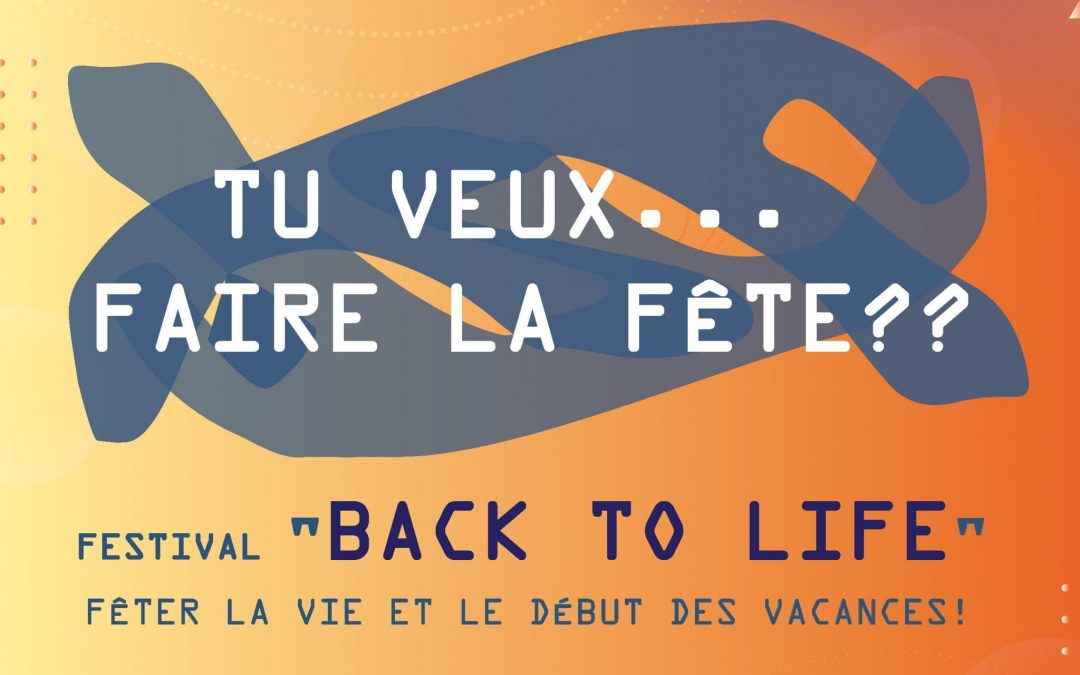 Festival «Back to life»