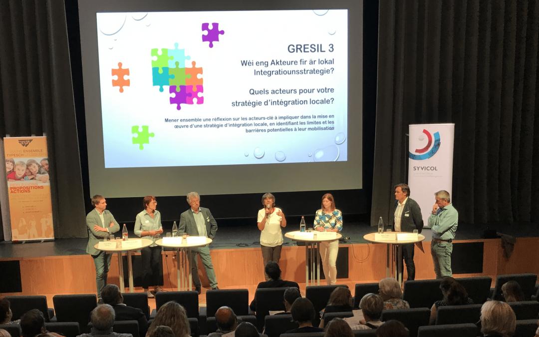 GRESIL: Quels acteurs pour votre stratégie d'intégration locale?