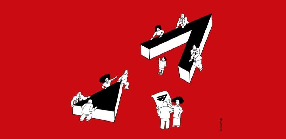 Une offensive pour le Vivre-ensemble: pour construire une communauté de destin nous devons agir!