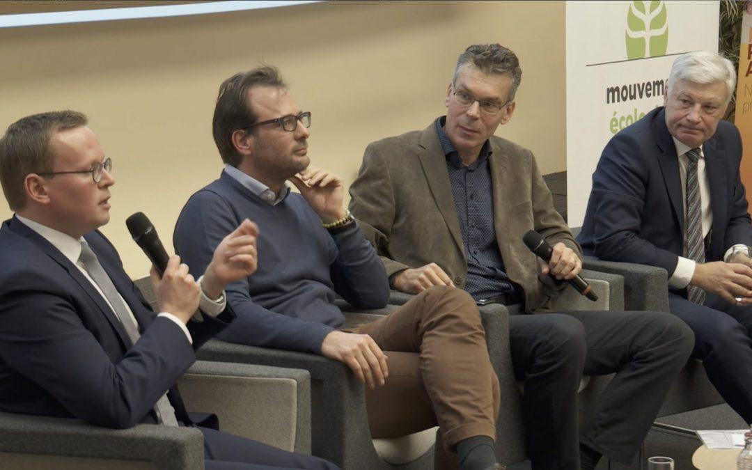 Conférence-débat sur la participation citoyenne