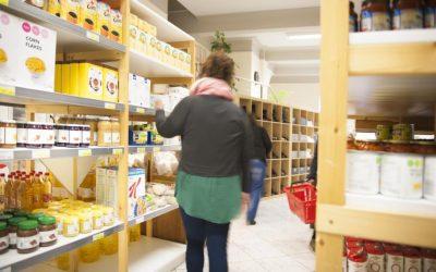 Aide alimentaire pour personnes en situation irrégulière