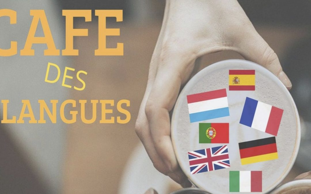 Café des langues online – participez!