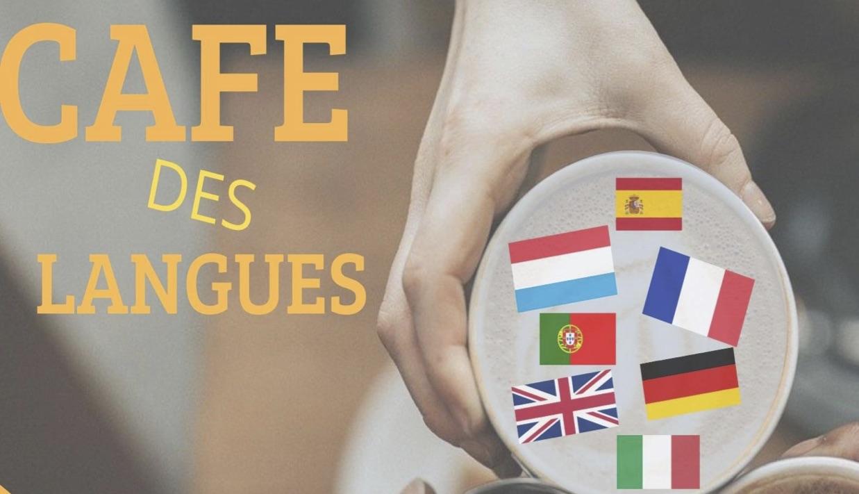 Image cafà des langues