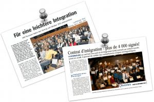 Le contrat d'accueil et d'intégration: La bonne solution? @ Cercle Cité