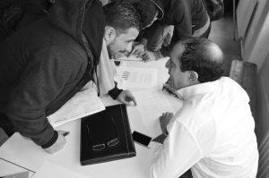 """<span lang=""""de"""">Web-Conference: Die Integration von Flüchtlingen in den Arbeitsmarkt...</span> @ Web-conference"""