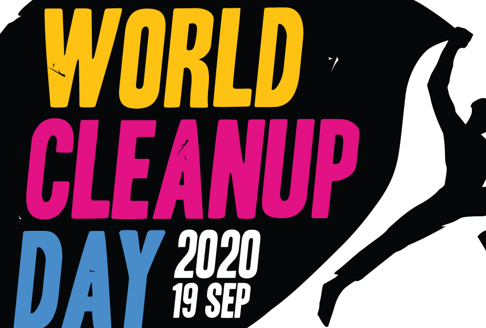 World Clean Up Day – Parc Laval