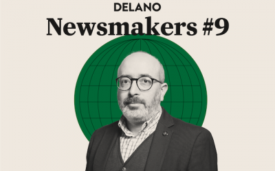 Newsmakers podcast: Rolling out the welcome mat – Sérgio Ferreira