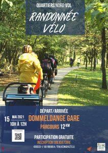 Randonnée Vélo - quartiers Nord de la Ville de Luxembourg @ Gare de Dommeldange