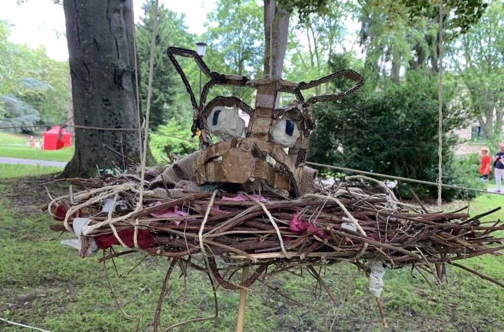 Parade d'enfants «Aux arbres»: le Kannernascht présent!