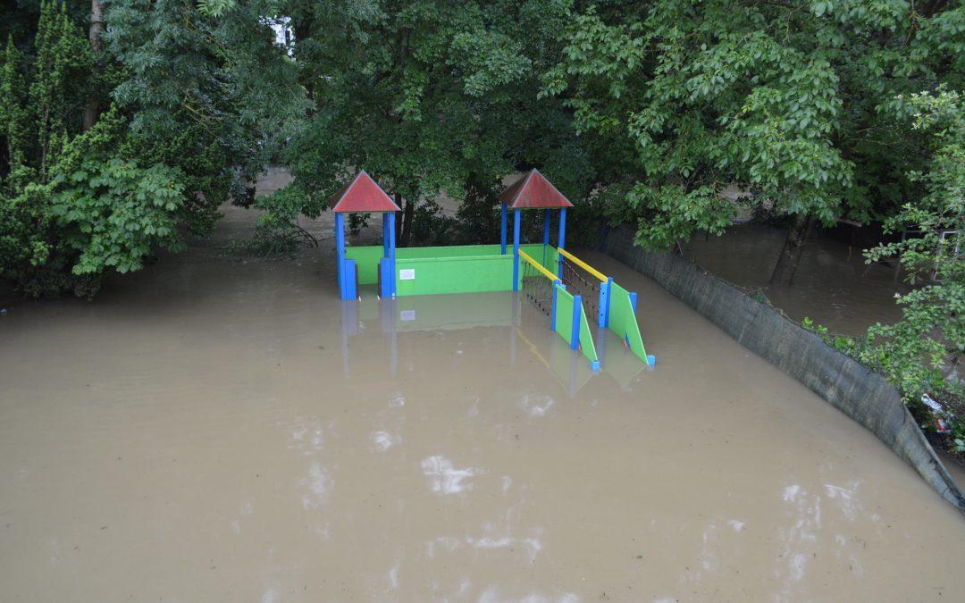 L'ASTI inondée et exceptionnellement fermée!
