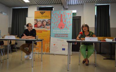 Approcher les réfugiés et migrants au marché de l'emploi! – bilan final C4W et Luxwow