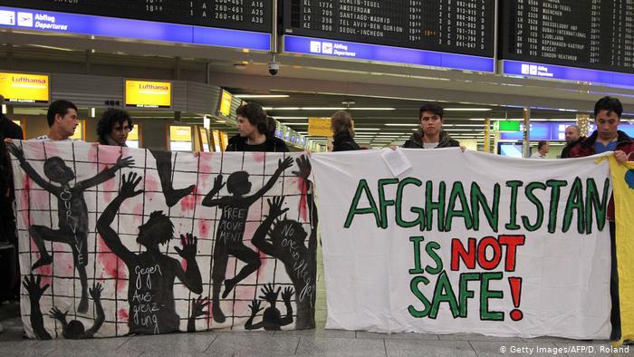 Afghanistan is not safe : il est urgent d'agir !