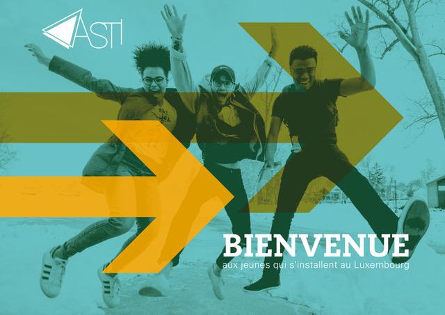 Brochure digitale: Bienvenue aux jeunes qui s'installent au Luxembourg